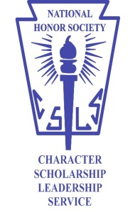 National Honor Society promotes the principles of character, scholarship, leadership and service.
