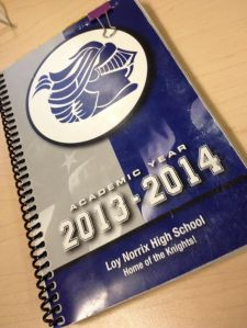 Refer to the Loy Norrix student planner for dress code guidelines.