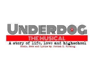 "Among Joriah's many talents, he also designed the first logo for his show. ""Underdog"" is one of many shows that he Joriah has written, and his second one to be produced."