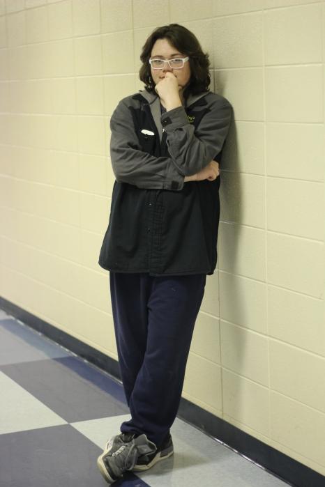 Senior Dakota Lee Photo credit: Taylor Krupianik