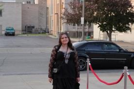 Senior Alexis Martin. Photo Credit / Jordan Brown