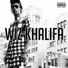 """A side by side comparison of Michael Jackson's album """"Bad"""" from the '90s and Wiz Khalifa's album """"We Dem Boyz"""" which came out in 2014."""
