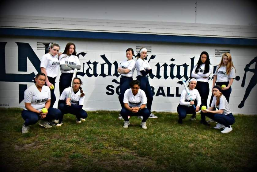 Softball Picture