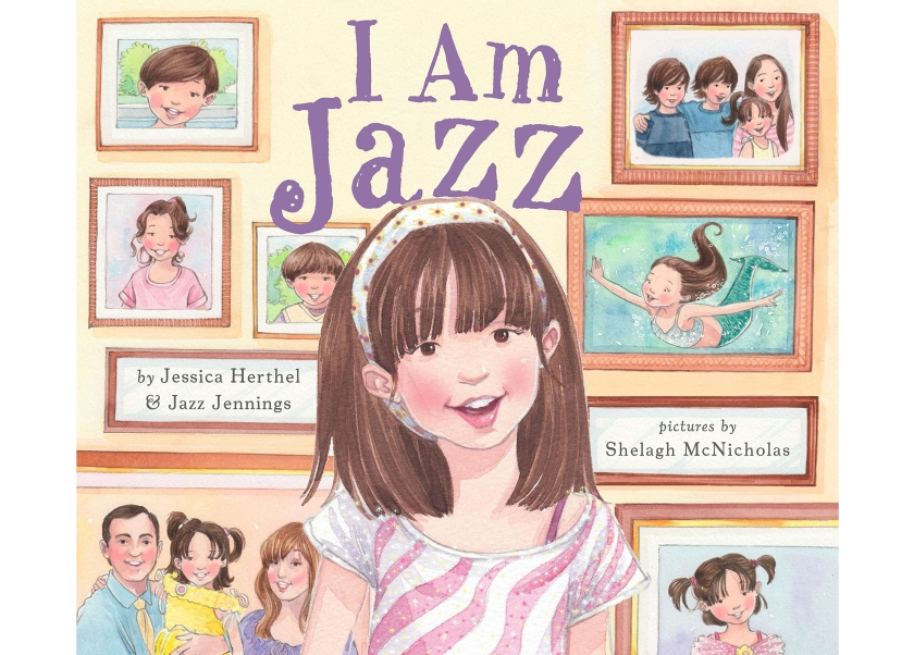 I am jazz kids